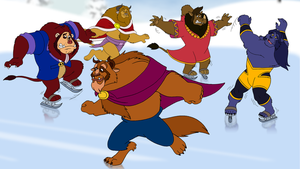 The Beasts - On Ice by BennytheBeast
