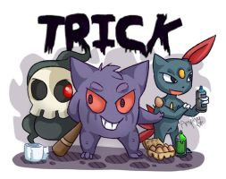 Trick by Amphany