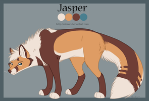 Jasper Reference Sheet by mirzers