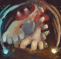 Lugia by LizardonEievui13