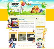 party solutions by ijographicz