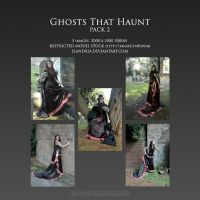 Pack 2 Ghosts That Haunt by Elandria
