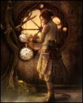 Turning Back Time by cosmosue