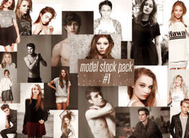 Models Pack #1 by AlleyMcAllister