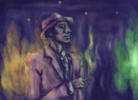 The Great Gatsby by BRAVINTO