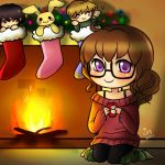Merry Christmas! by ChibiStarChan