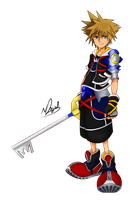 [Request] Master Sora by WingBlade48