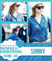 Sunny (SNSD) - PHOTOPACK#01 by JeffvinyTwilight