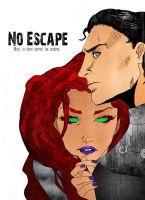 No Escape Cover by KHchick101
