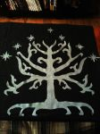 The White Tree Of Gondor by dreamylee