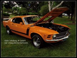 1970 Boss 302 by Car-Crazy