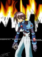 Rockman Trigger - PG Version by antidamage