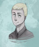 John from bbc sherlock by Tiahemet-Rhaine