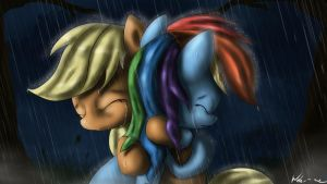 'Always there for you' by Neko-me