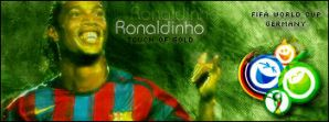 Ronaldinho by Anarkx