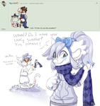 Answer 2 by lalacat2000