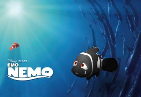 Emo Nemo by BlindedByTheSilence