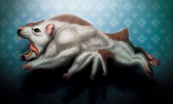 Hamsteroid by Dogsfather