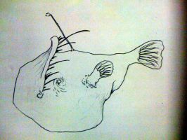 AnglerFish by SolidAbyss