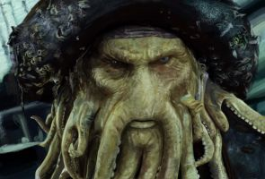 Davy Jones by Kubolo