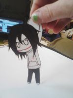 Jeff The PaperChild by Galaxy-Chi-Chan