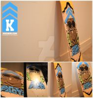 KNDU x Art.i.facts deck 1 by xKendu