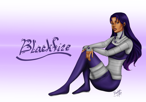 Blackfire by AidavsKonan