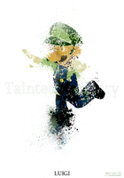 Luigi by ChemicalTaint