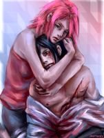 SasuSaku Month 2011 - Day 10 - Home by jesterry