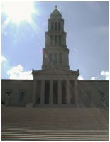 National Masonic Memorial by SpiderSong