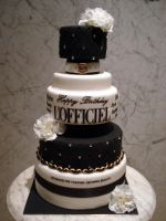 Bon Anniversaire L Officiel by Sliceofcake
