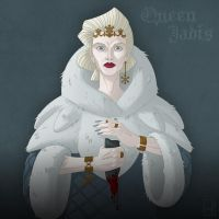 Queen Jadis by mscorley