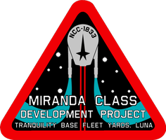 Miranda Class Development Project Insignia by viperaviator