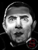 Count Dracula Bela Lugosi by ScOttRa