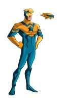 Booster Gold new by Benjaminjuan