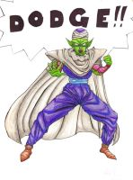 TFS Piccolo Tribute by banto88