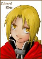 Edward Elric by lainchan