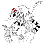 ~:Dark Randall and Laughing Jack:~ by 200shadowfan
