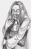 Severus Snape's True Father by Atanapotnia