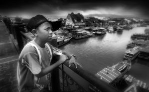 My home town by djati