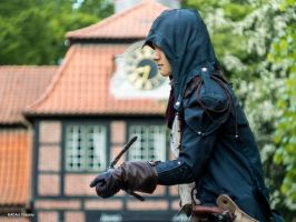 Marked by Time / AC Unity Arno Dorian Cosplay by KADArt-Cosplay