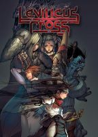 Leviticus Cross Issue 1 Cover by sw1tch3r