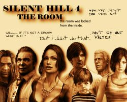 Silent Hill 4 by janemk
