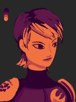 Limited color meme - Sabine by Raikoh-illust