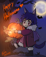 happy halloween by Kiwimyu