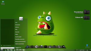 MI DESKTOP :D by tutoriales13