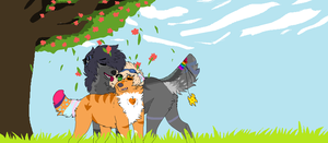 Summer Love (Contest entry) by Bludoggy