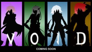 RWBY OC Team VOID by Xengix008 by Xengix008