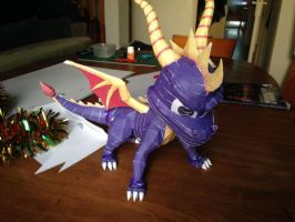 Spiro papercraft by enigmael