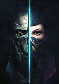 Dishonored 2 - Cover by TheLabArtist
